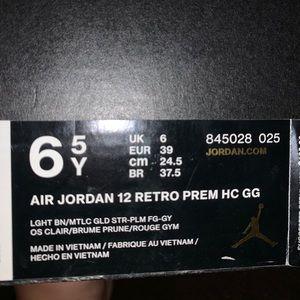Shoes - Air Jordan's 12s